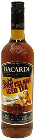 Bacardi Party Drinks Long Island Iced Tea